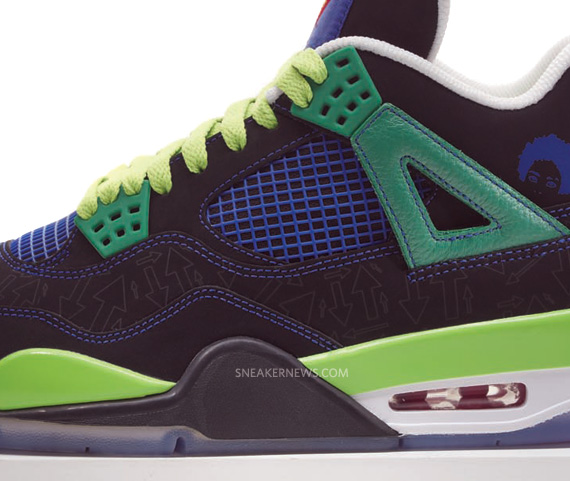 451a8ea8e2292a Air Jordan IV Doernbecher - Release Date - SneakerNews.com