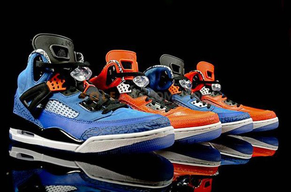Air Jordan Spiz ike - New York Knicks Pack - SneakerNews.com 628e29425