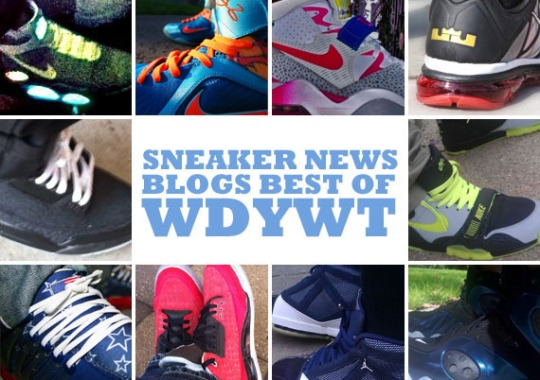 Sneaker News Blogs: Best of WDYWT – 9/27 – 10/3