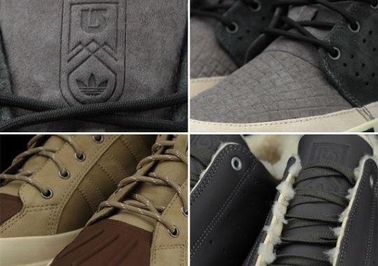 Burton x adidas Originals Collection – Available