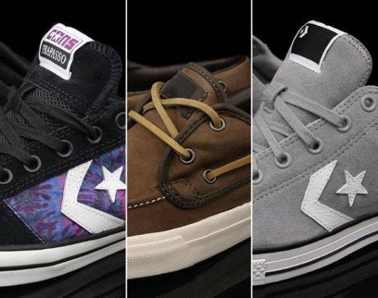 Converse Skateboarding – October 2011 Releases