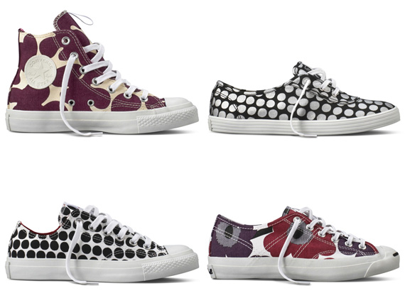900e0c7c879e13 Marimekko x Converse Holiday 2011 Collection