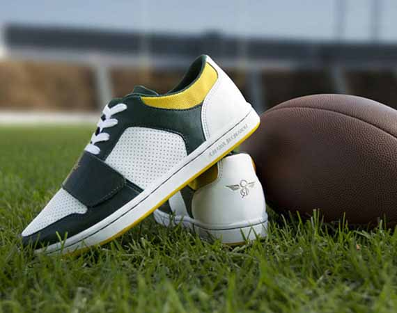 Creative Recreation Cesario Green Bay Packers