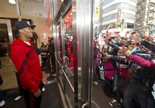 Derrick Rose x adidas adiZero Rose 2 – Chicago Launch Event