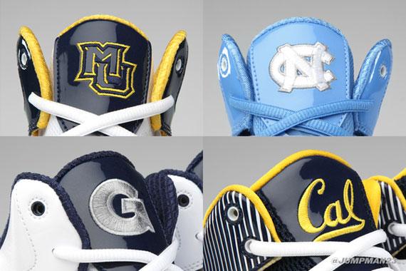 0c0c007e96f Jordan Brand 2011-2012 College Team PE Teaser - SneakerNews.com