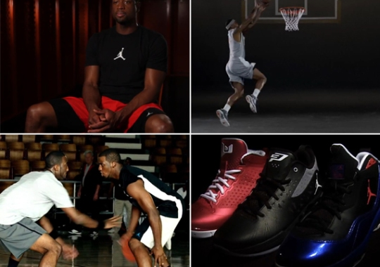 Jordan Brand Athletes & Designers Discuss 'The Inspiration'