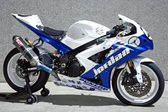 Michael Jordan Motorsports Motorcycles For Sale By Upper Deck
