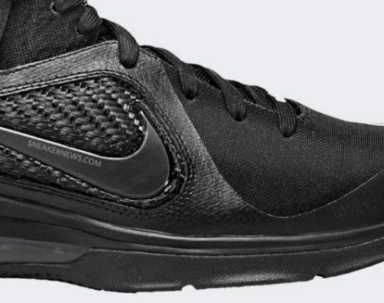 Nike LeBron 9 'Blackout' – Release Date