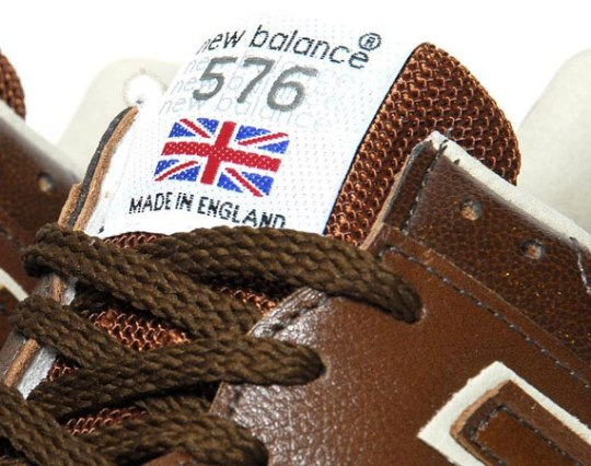 New Balance M576 Made In England – Leather Pack