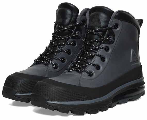 709acbbd99294 Nike ACG Air Max Conquer - Black - Dark Grey - SneakerNews.com