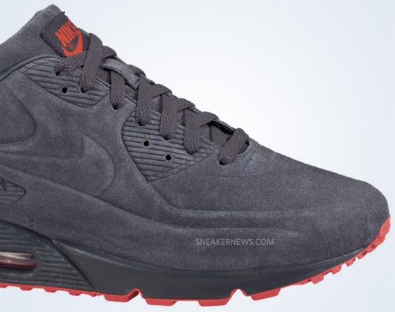 Nike Air Max 90 VT Anthracite Orange Shoes