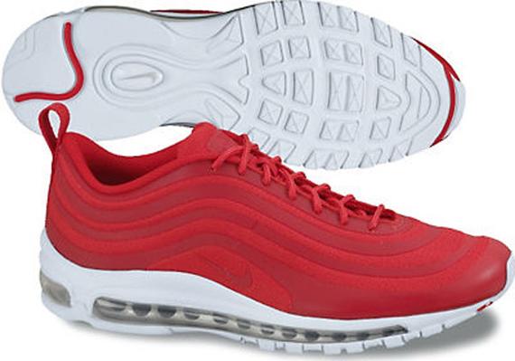 Nike Air Max 97 CVS - Red & Black - SneakerNews.com