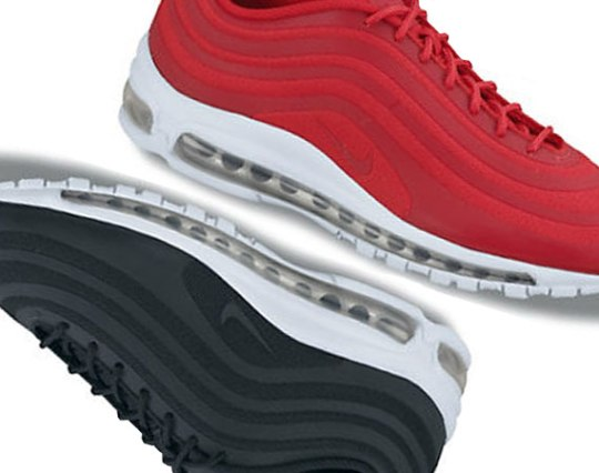 Nike Air Max 97 CVS – Red & Black