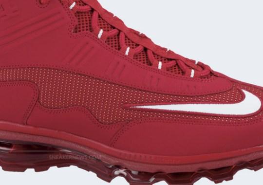 Nike Air Max JR 'Cincinnati Reds' – November 2011