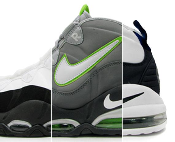 nike air max 90 bleu - Nike Air Max Uptempo 95 - Summer 2012 - SneakerNews.com