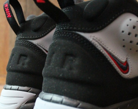 Nike Air Trainer Max '96 – Black – Anthracite – Red