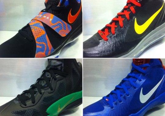 Nike Basketball Holiday 2011 PE Pack