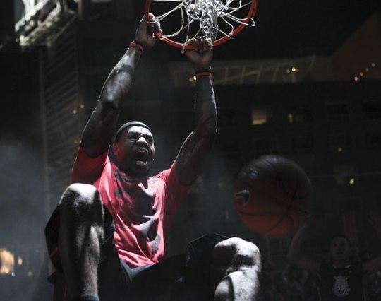 Nike Basketball Never Stops