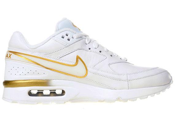 Nike Air Classic BW - White - Gold