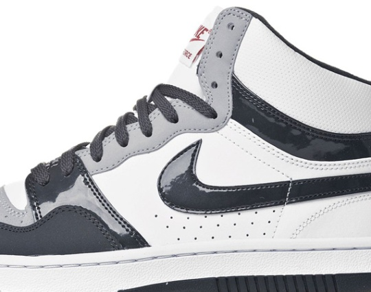 Nike Court Force – White – Anthracite – Wolf Grey