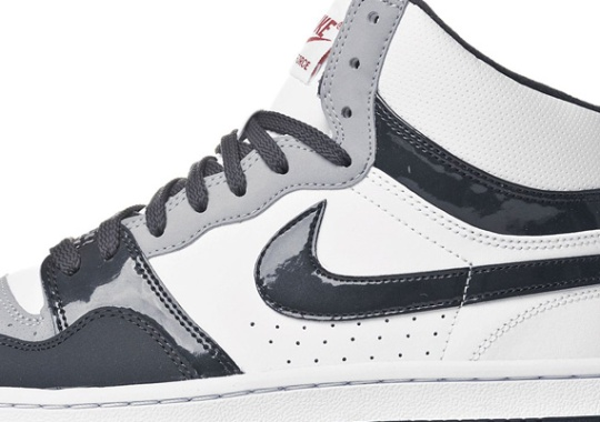 on sale dcd80 431a0 Nike Court Force – White – Anthracite – Wolf Grey