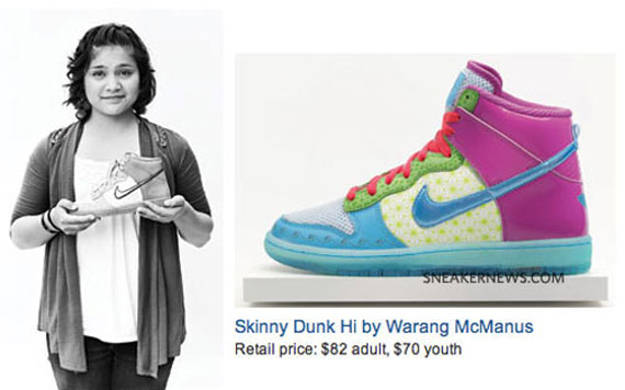 Nike Doernbecher Freestyle 2011 Collection