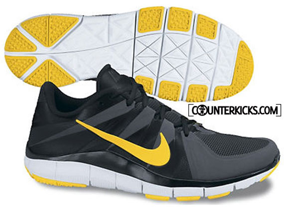 LIVESTRONG x Nike Free Trainer 5.0 LAF - SneakerNews.com