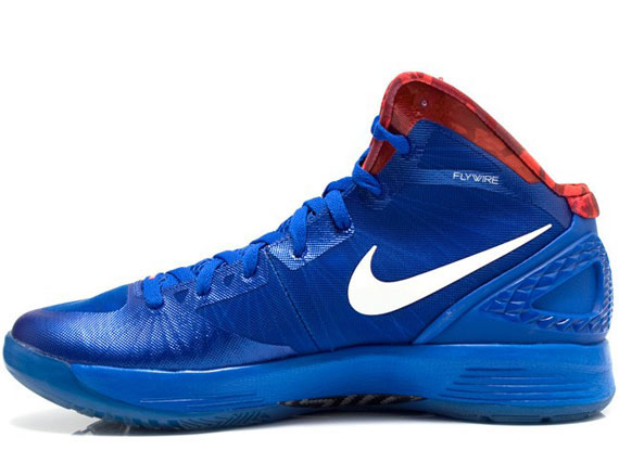 reputable site c69c4 31429 50%OFF Nike Zoom Hyperdunk 2011 Blake Griffin LA Clippers PE