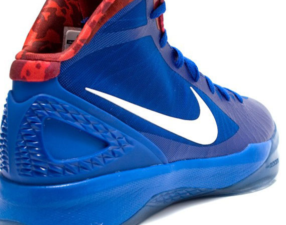 finest selection b1dee 257e5 Nike Zoom Hyperdunk 2011 – Blake Griffin LA Clippers PE