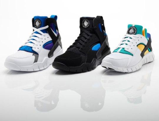 Nike Huarache Free 2012 – Basketball & Running