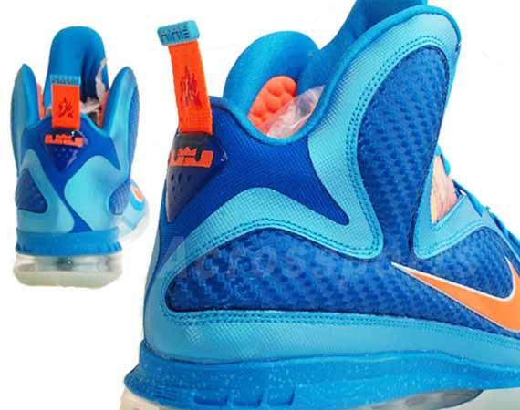 Nike LeBron 9 China Available on eBay
