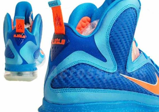 Nike LeBron 9 'China' – Available on eBay