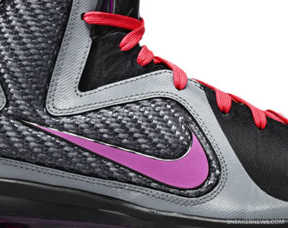 best service 31e10 f2f33 Nike LeBron 9  Miami Nights  - SneakerNews.com