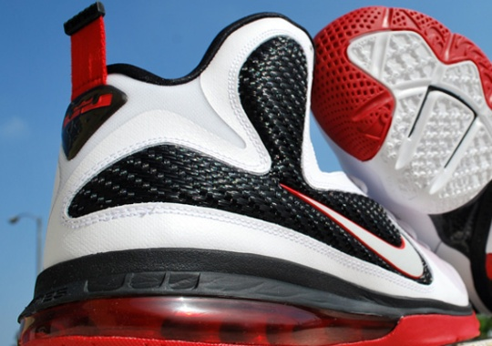cheaper d9271 1efbb Nike LeBron 9 Scarface – Arriving At Retailers
