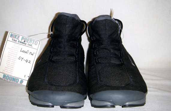5799ece32df5 Nike Air Presto Clip TR Sample - SneakerNews.com