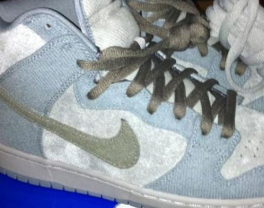 Nike SB Dunk High 'Tauntaun' – New Images