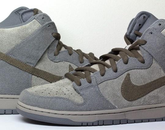 Nike SB Dunk High 'Tauntaun' – Detailed Images