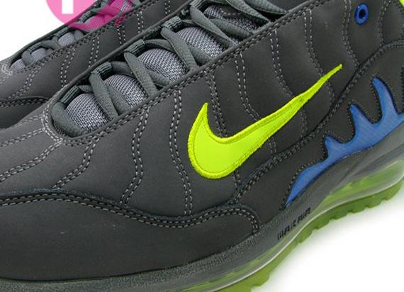 Nike Air Total Griffey Max 99 - Grey - Royal - Volt - Sneake ... 2e8ef462bb