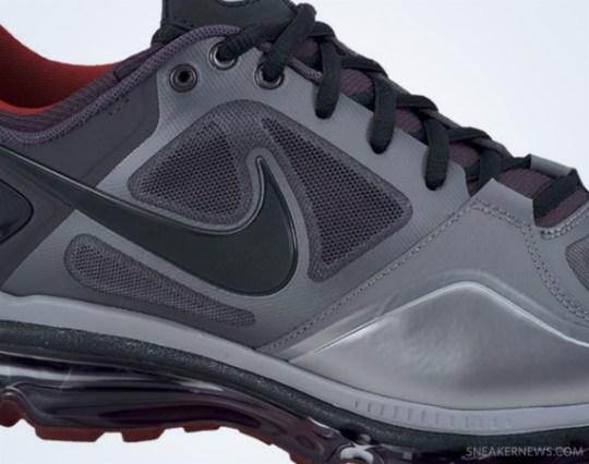 Nike Trainer 1.3 Max – Cool Grey – Black – Dark Grey – Varsity Red