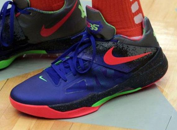 Nike Zoom KD IV 'Nerf' - SneakerNews.com