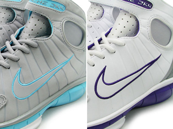 new style 1d55b 07eec Nike Zoom Huarache 2K4 Upcoming Colorways chic