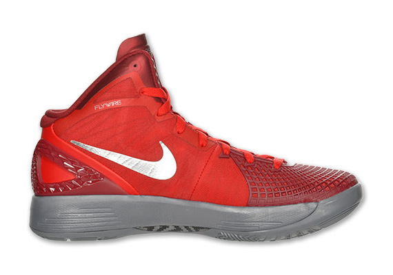 1f4f980c2993 Nike Zoom Hyperdunk 2011 Supreme - Sport Red + Black - Sneak .