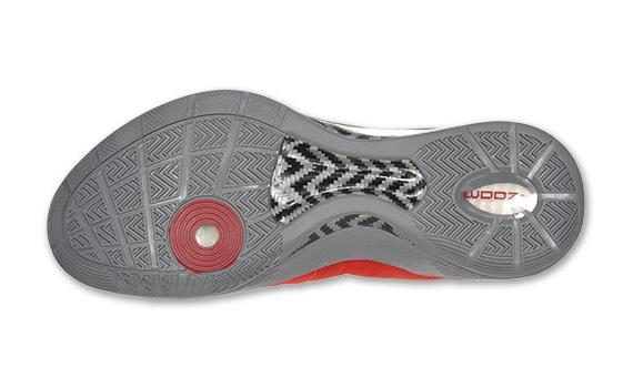 Nike Zoom Hyperdunk 2011 Red