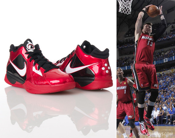 a417c6ae4274 Nike Zoom KD III Mike Miller Playoff PE - SneakerNews.com