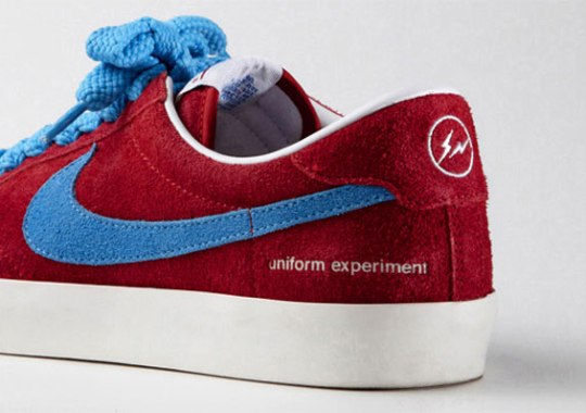 uniform experiment x Nike Zoom Tennis Classic – New Images 2d5fe5d6beec