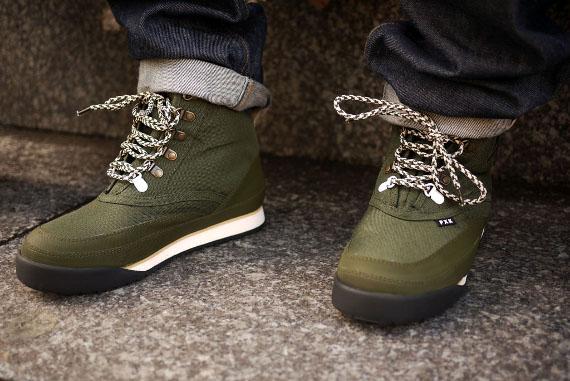 Patta X Kangaroos Pxk Hiking Collection Sneakernews Com