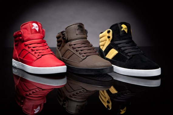 Supra Tom Penny Bandit – Holiday 2011 Releases
