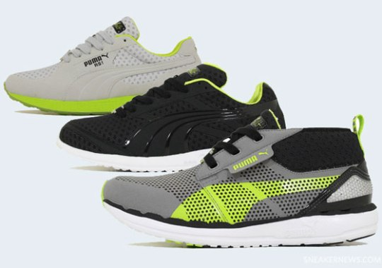 Usain Bolt x Puma – Holiday 2011 Footwear