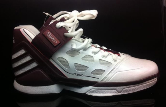 maroon adidas basketball shoes
