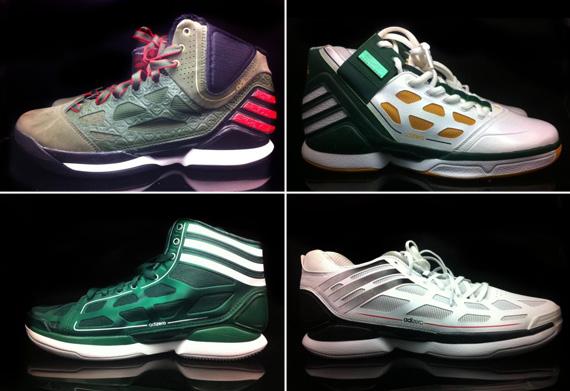 adidas Basketball - Upcoming 2011/2012
